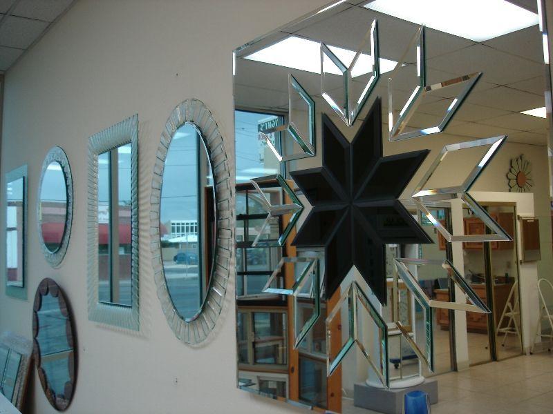 Производство зеркал и стекол для ванных комнат 3