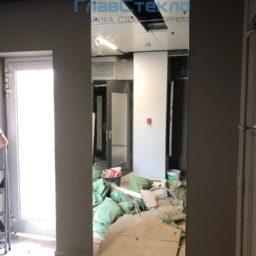 ЖК Хорошевский Москва, ул.3-я Хорошёвская, вл. 7 Зеркала в подъездах в фойе каждого этажа. 51