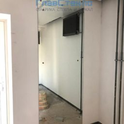 ЖК Хорошевский Москва, ул.3-я Хорошёвская, вл. 7 Зеркала в подъездах в фойе каждого этажа. 5