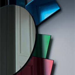 Цветные (декоративные) зеркала