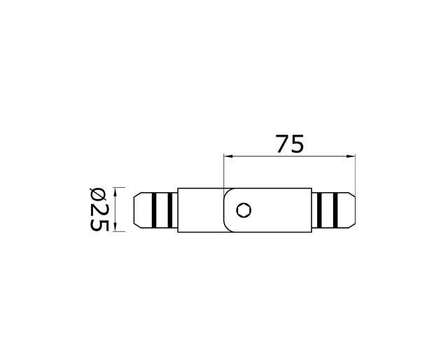 Крепеж для душевых кабин 241