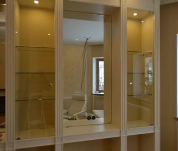 Мебельный крепеж для стекла 3
