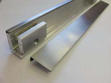 крепеж для стеклянных перегородок