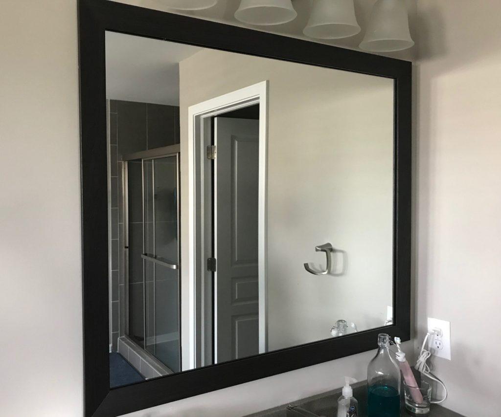 Зеркало под раму 3