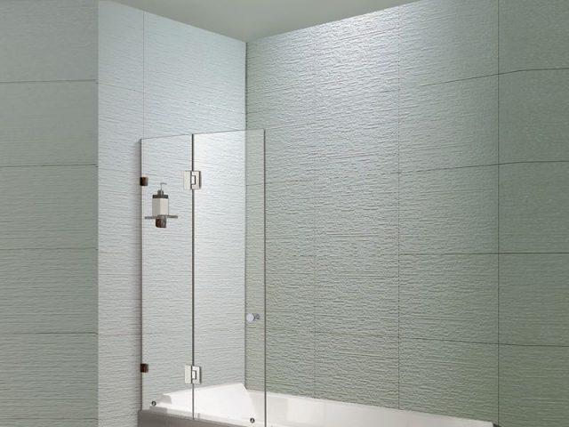 Стеклянные экраны для ванной