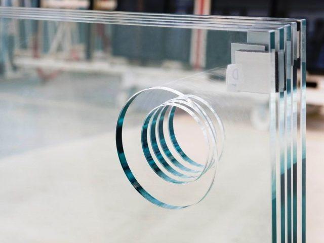 сверление стекла и зеркал
